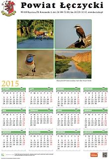 Kalendarz 2015 r.