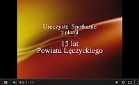 Film zXVlecia Powiatu Łęczyckiego
