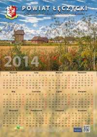 Kalendarz 2014 r.