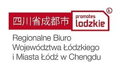 Regionalne Biuro Woj. Łódzkiego  iMiasta Łodzi wChengdu