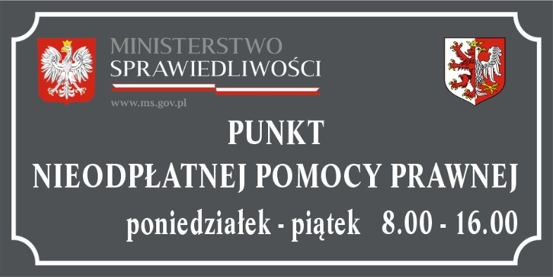 Punkt Nieodpłatnej Pomocy Prawnej w Łęczycy
